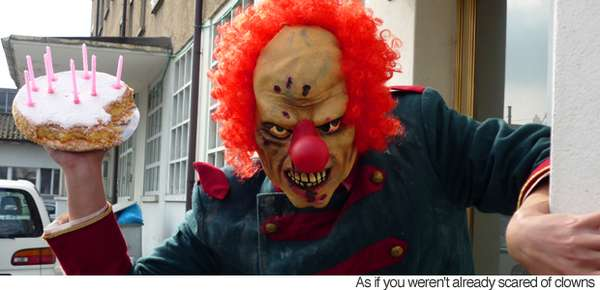 Evil Clowns For Hire