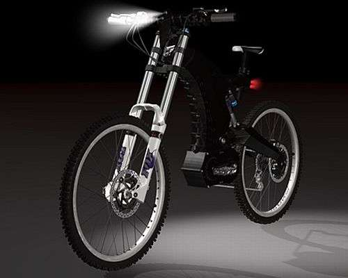 Luxury Electric Bikes