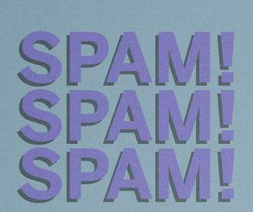 evolution of spam