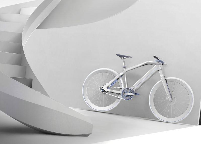 Sports Car-Inspired E-Bikes