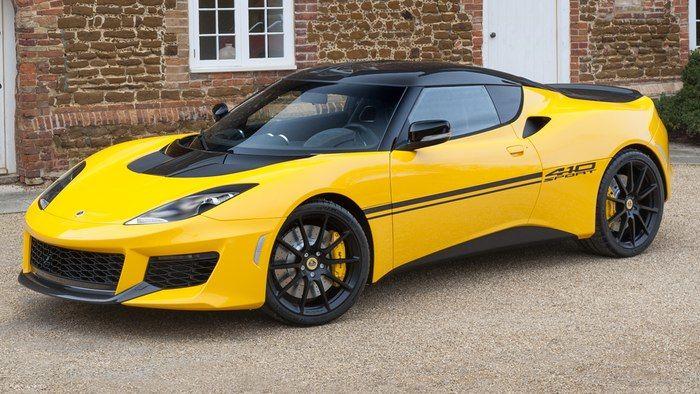 Versatile Lightweight Supercars