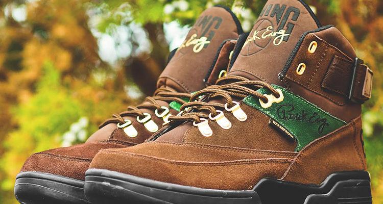 Revamped Winterized Sneakers