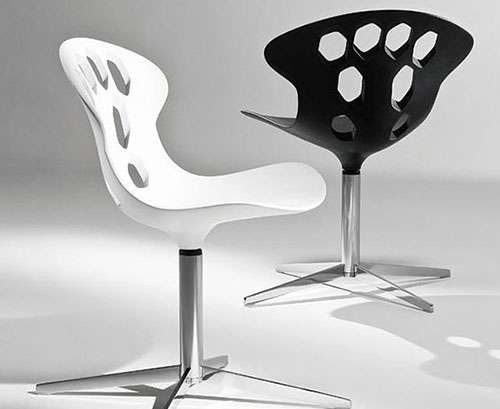 Honeycomb Office Seating Exagon Chair