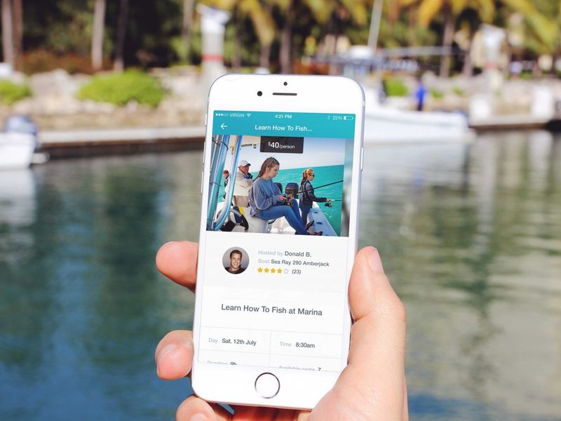 Boat-Based Party Apps