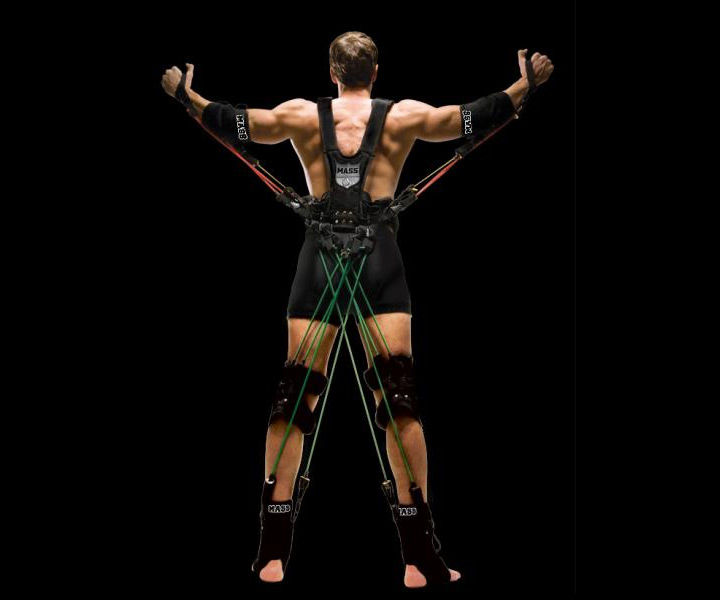 Athletic Training Resistance Suits