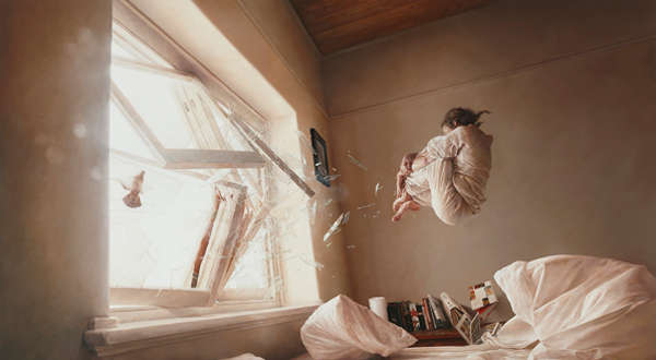 Exhale by Jeremy Geddes