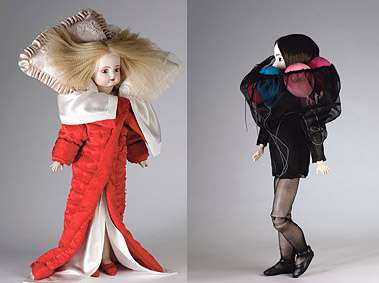 Designer Visualization Dolls
