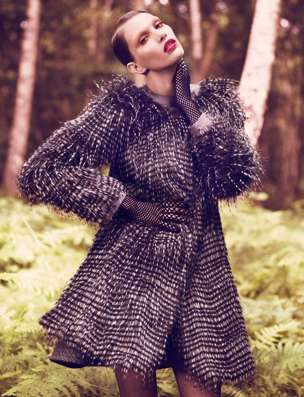 Luxe Jacket Editorials
