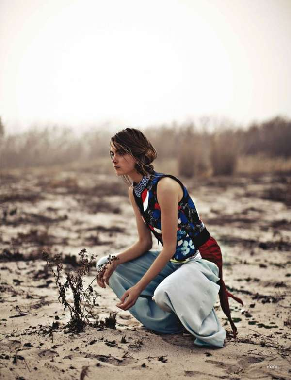 exit magazine spring summer 2012 editorial mirte maas