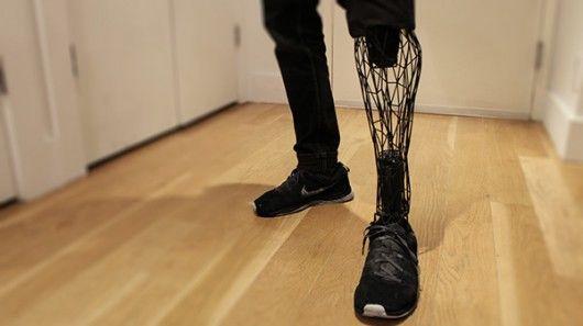 Elegant 3D-Printed Prosthetics