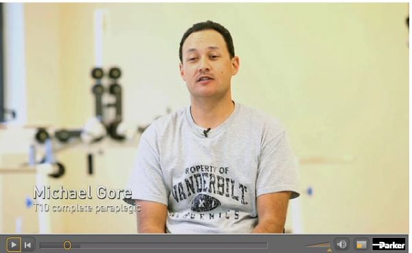 Handicap-Aiding Exoskeletons