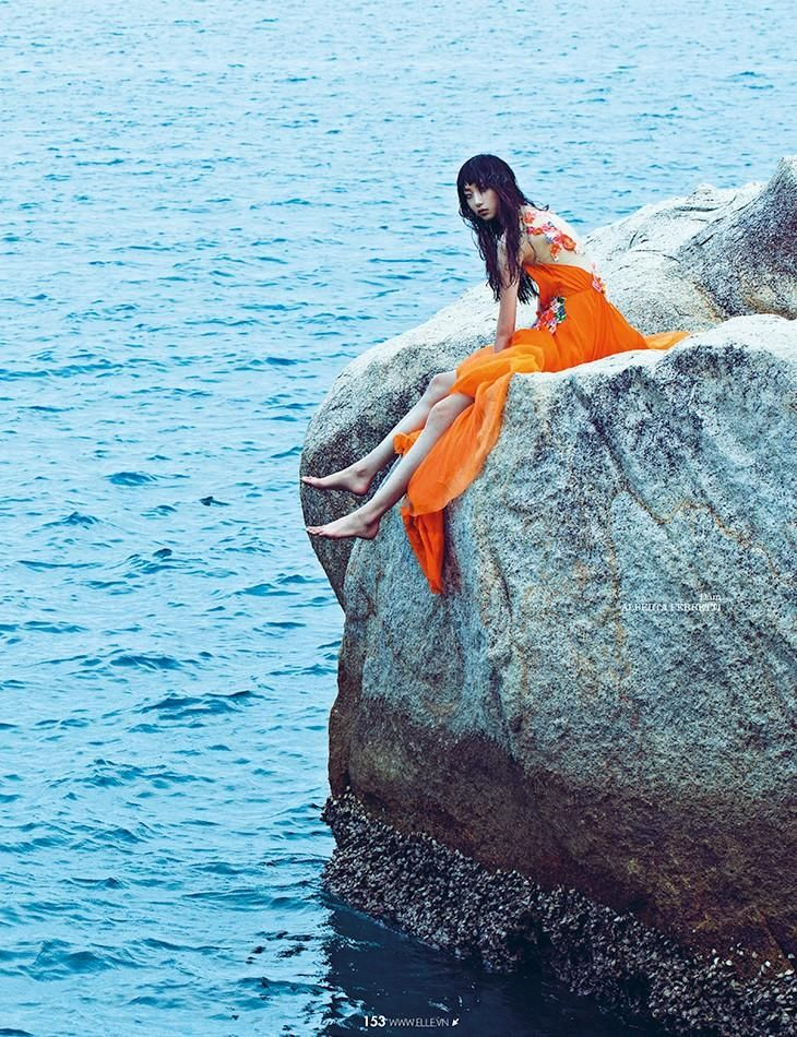 Exotic Cliffside Editorials