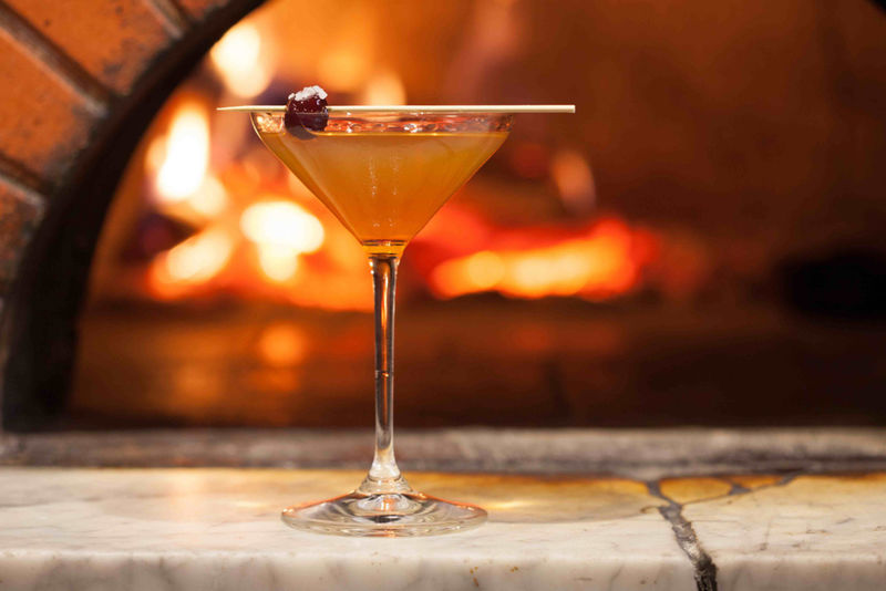Wood-Fired Cocktails