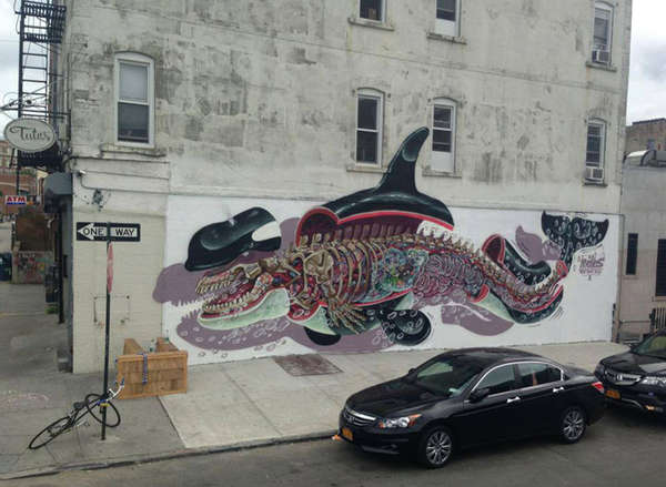 Graphic Dissected Street Art (UPDATE)