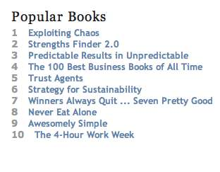 800 CEO Read: EXPLOITING CHAOS Rated #1 Most Popular Book