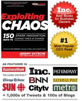 Innovation Sale: Exploiting Chaos for $8