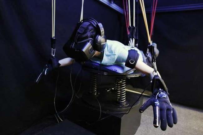 Deep Sea VR Simulators
