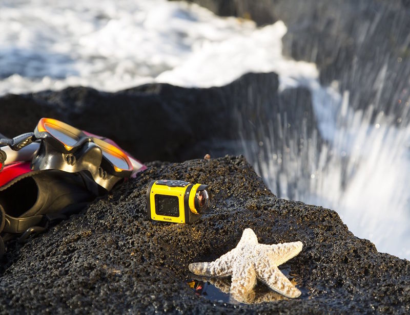 Rugged Weathered Action Cams