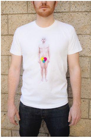 Self-Exposing T-Shirts