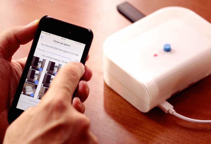 Smartphone Storage Expanders