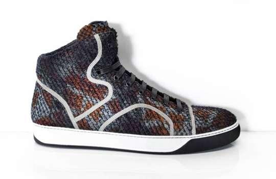 Extravagant Furry Footwear