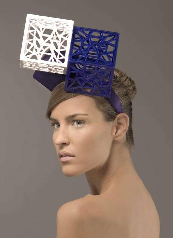 Cubist Headpieces