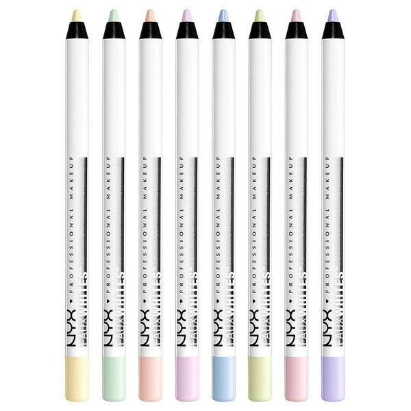Colored Eye-Brightening Pencils
