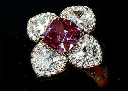 $2.6M Red Diamond
