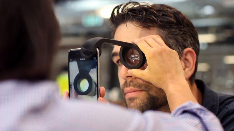 Smartphone Eye Examiners