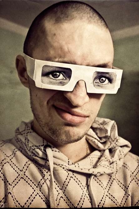 Paper Eyewear Photography