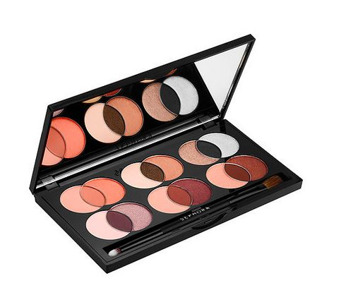 Mix-and-Match Eyeshadow Palettes