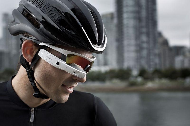 Connected Navigational Glasses