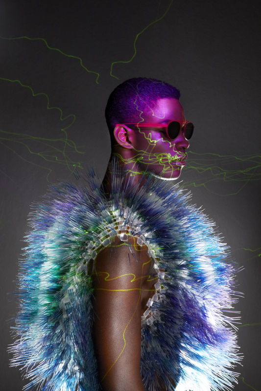 Laser Light Show Editorials