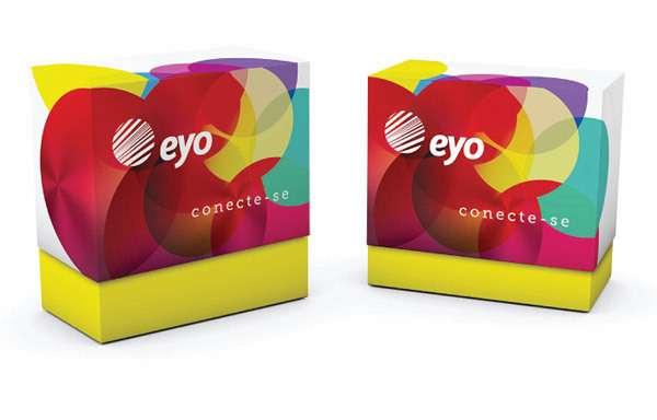 Eyo Cellphone Branding