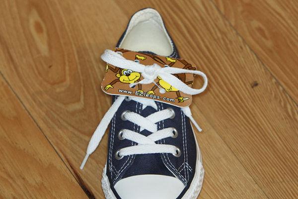 Shoe-Tying Cheatsheets