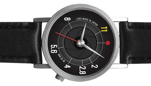 SLR-Inspired Timepieces