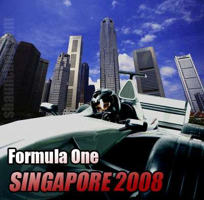 First Ever F1 Night Race