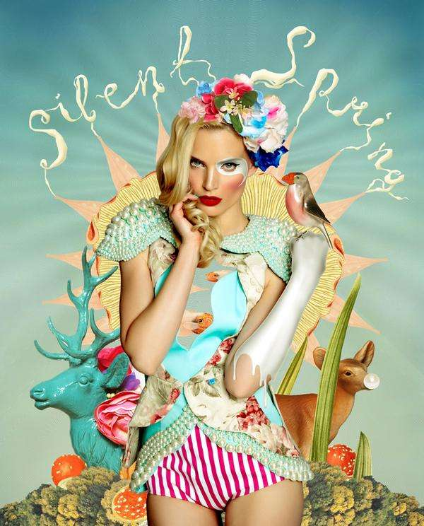 Elaborate Wonderland Editorials