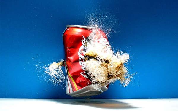 Explosive Pressure Photography