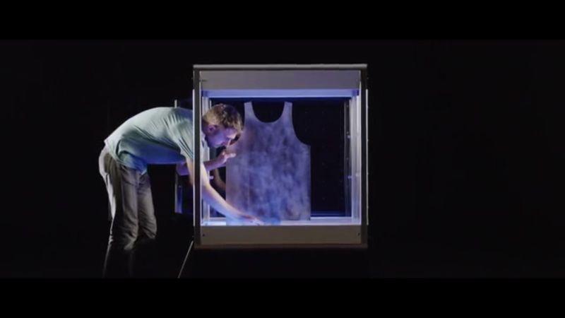 3D Fabric Printers