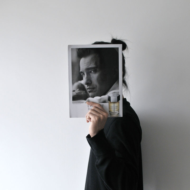 Face-Covered Portraits