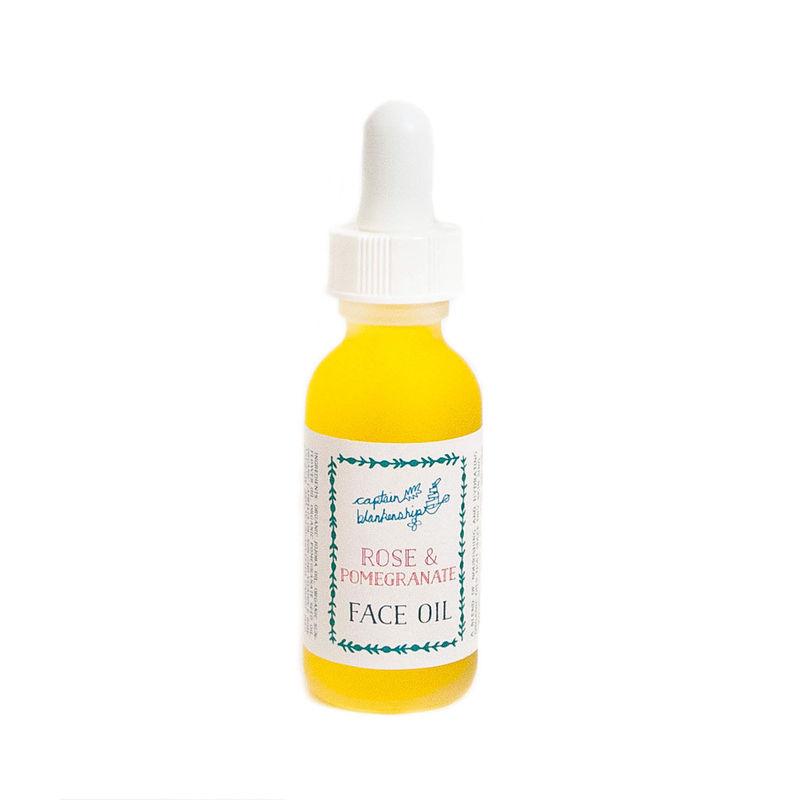 Antioxidant Face Oils