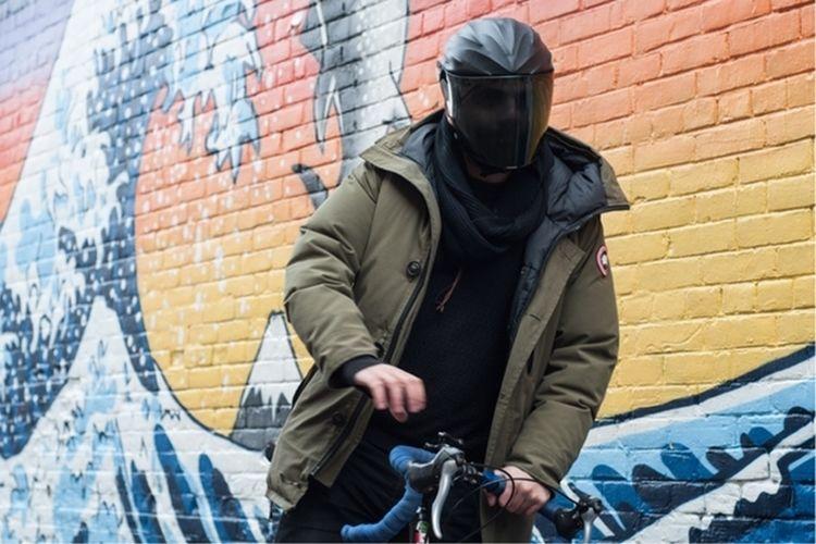 Aftermarket Helmet Face Protectors