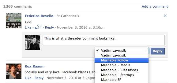 Facebook Comments Plug-In