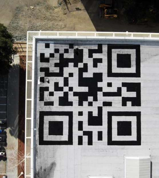 Bar Code Buildings