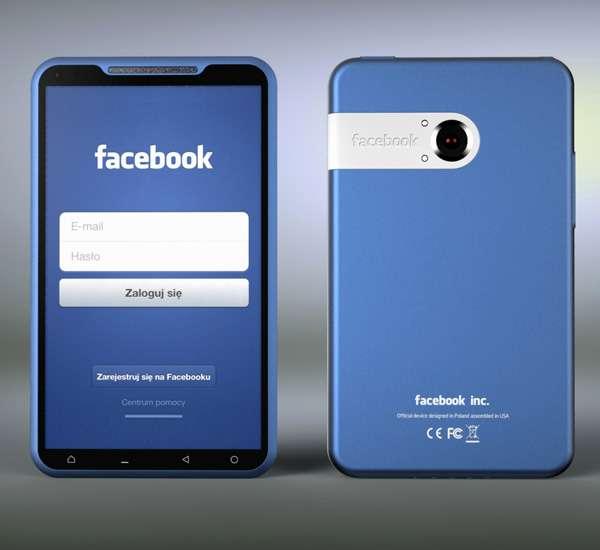 Social Media Smartphone Concepts