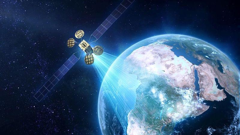 Internet-Beaming Satellites