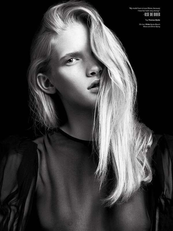 Shadowed Sultry Shoots