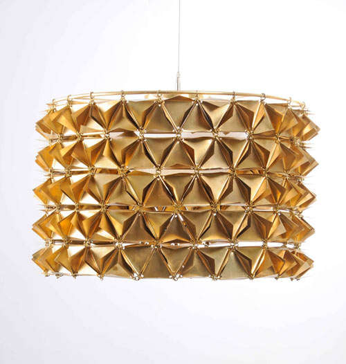 Spiky Geometric Lamps