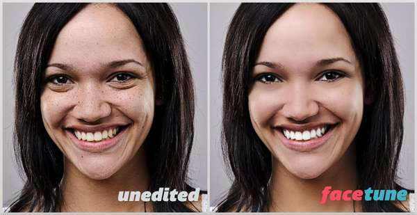 Facial Restructuring Phone Apps